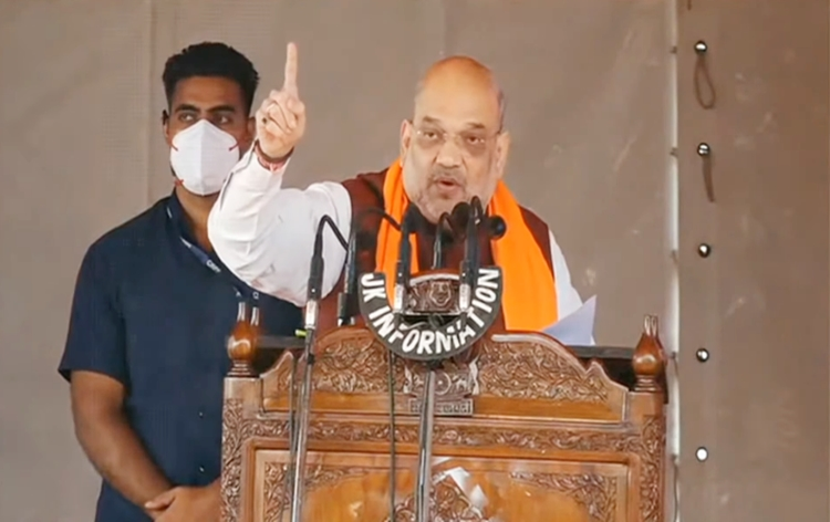 Jammu and Srinagar will get Metro train services in next two years: Amit Shah