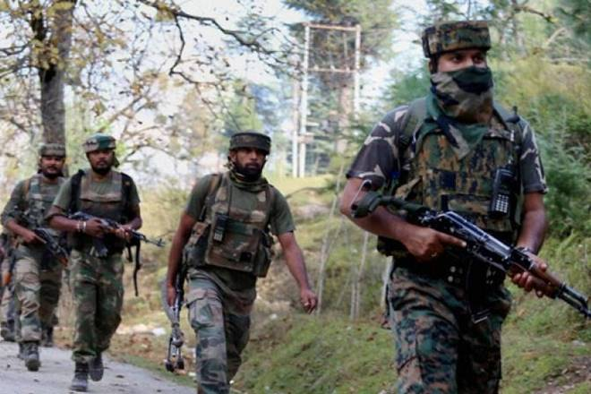 Terrorist killed in an encounter with security forces in Baramulla district, J&K