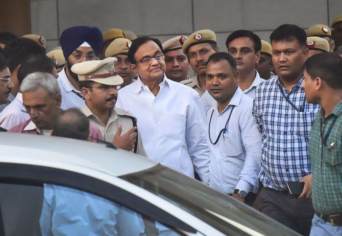 INX Media case: Chidambaram seeks bail in SC, says CBI wants to keep him in jail to humiliate him