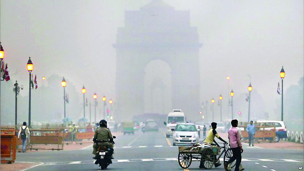 Diesel generators banned in Delhi as air quality enters