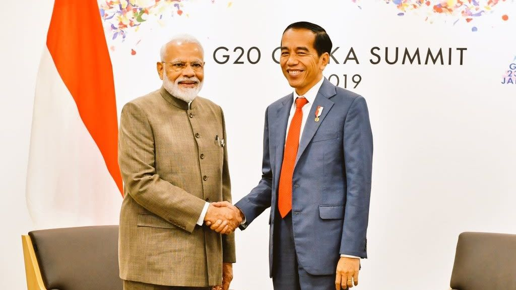 PM Modi congratulates Widodo for his second term as Indonesian Prez