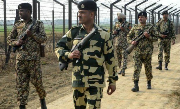 Intruder shot dead by BSF along Indo-Pak border