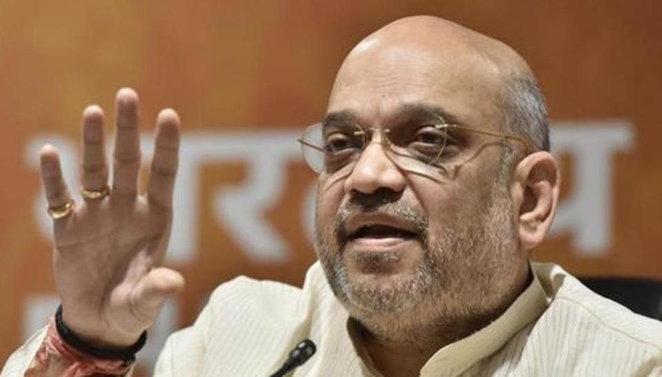 Amit Shah denied permission to hold rally in Jadavpur