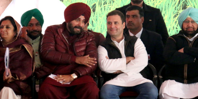 Punjab Win Will Be My Gift To Rahul And Sonia Gandhi, Says Navjot Singh Sidhu
