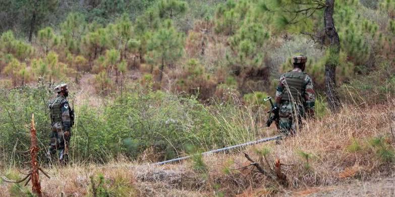Pakistani troops resort to heavy shelling along LoC in J&K