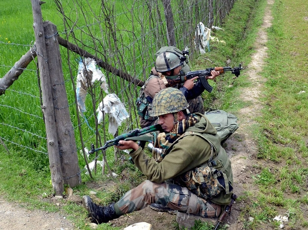 Two militants killed in two separate encounters in J&K