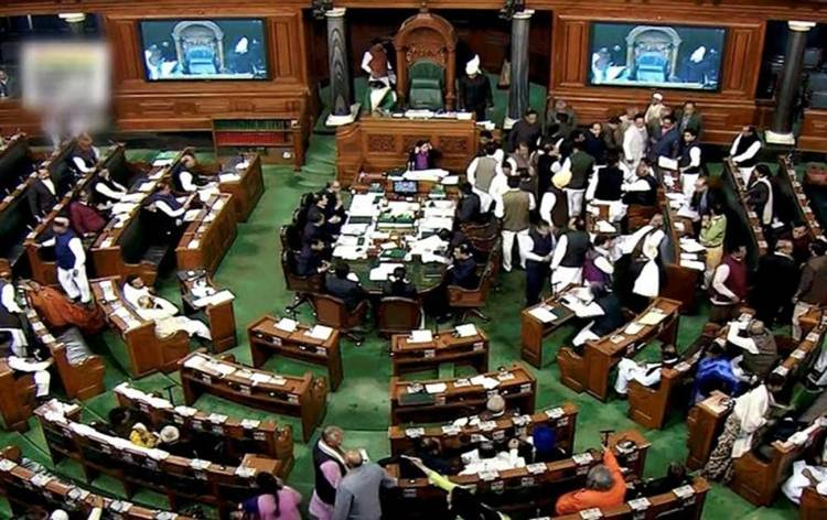 LS sits late to conclude debate on Union Budget
