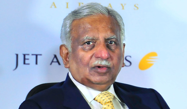 ED searches Jet Airways founder Naresh Goyal