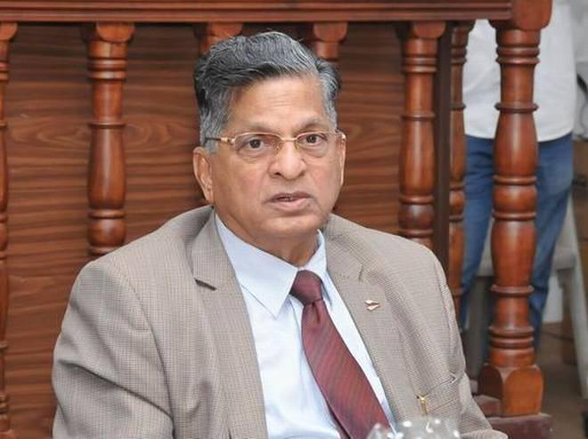 Karnataka  Lokayukta stabbed at his office in Bengaluru