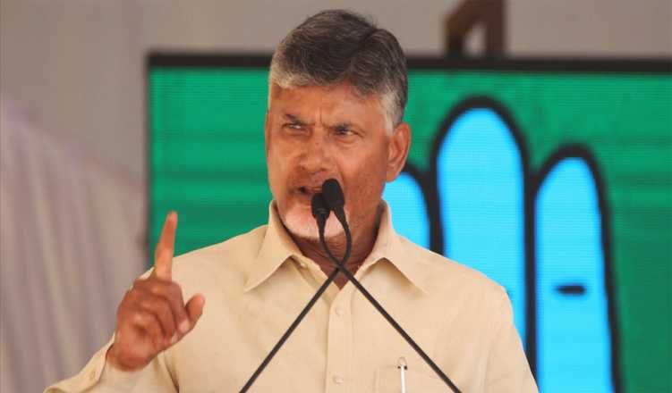 EC not letting state government discharge its duties, alleges Andhra CM