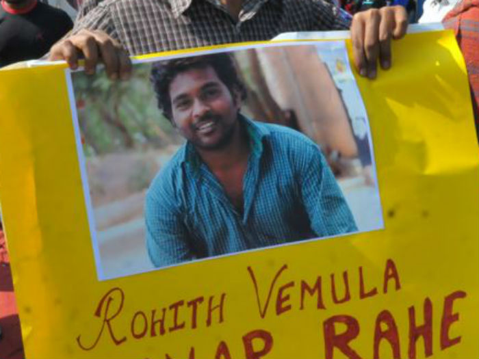 Judicial panel to probe Dalit student Rohith