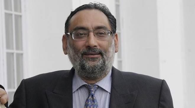 J-K finance minister Haseeb Drabu sacked after saying Kashmir