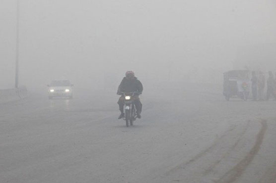 Cold weather conditions persist in Punjab, Haryana