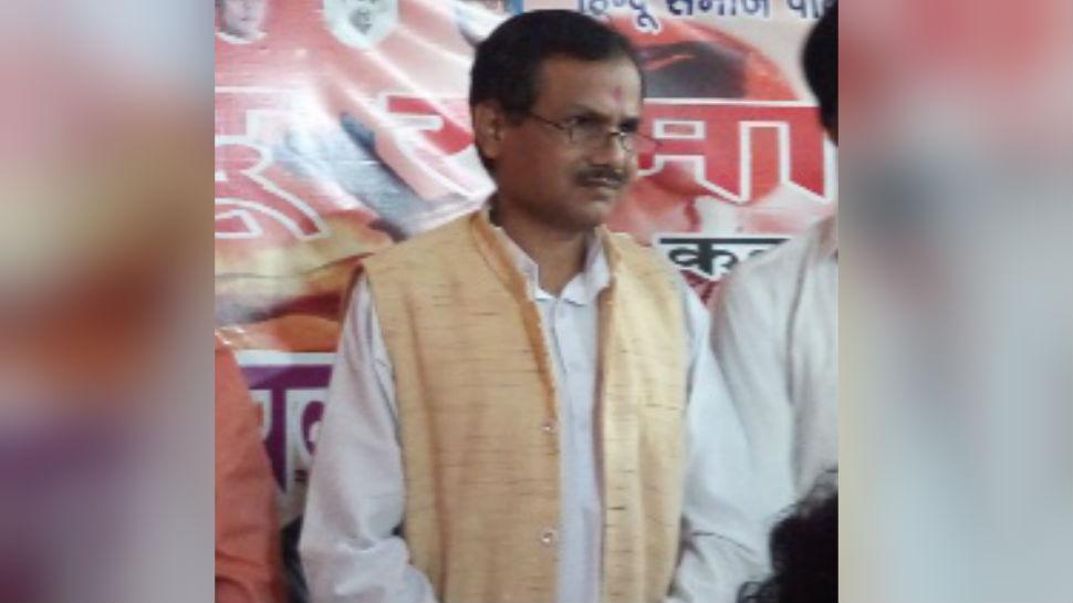 Former Hindu Mahasabha leader shot dead in Lucknow