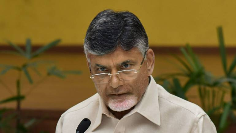 Chandrababu Naidu to submit his resignation as AP CM