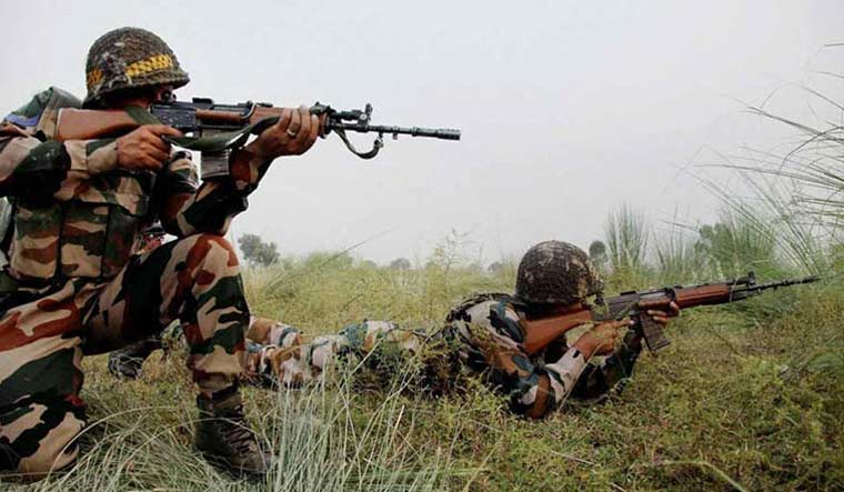 Two terrorists killed in Kupwara, J&K