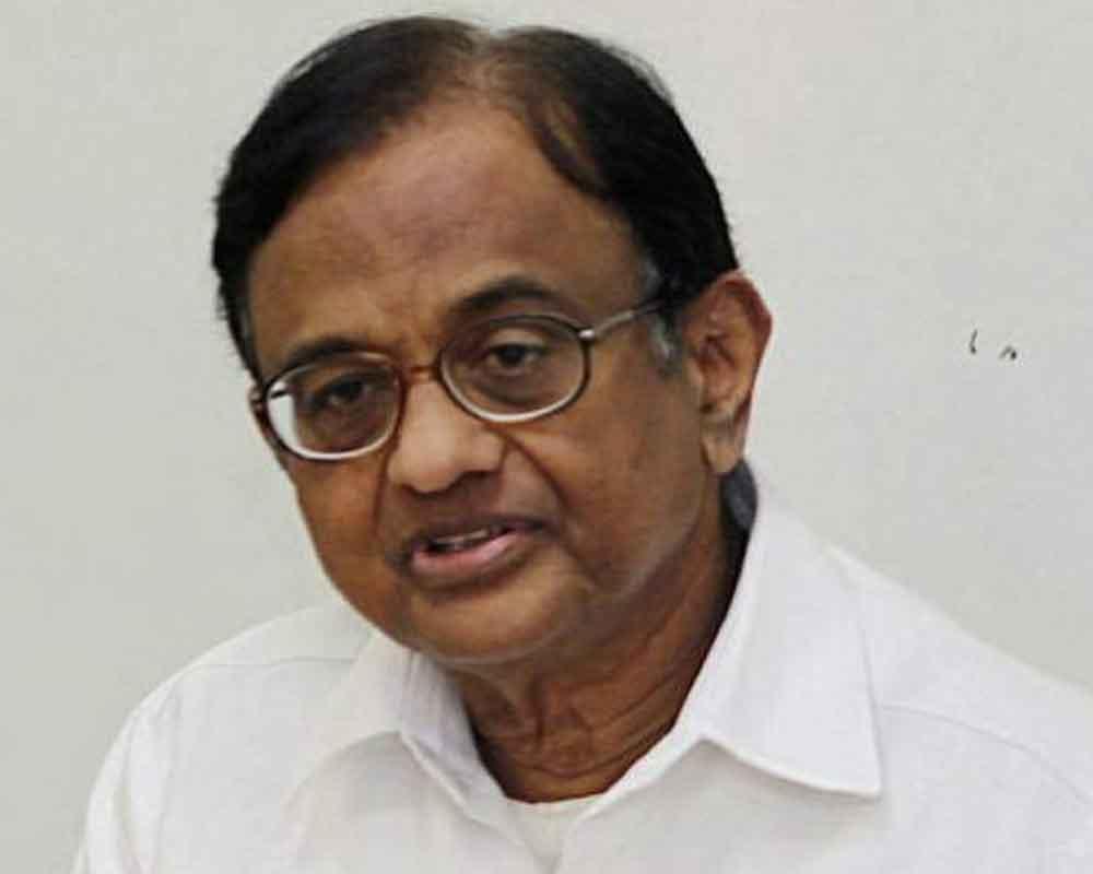 SC grants bail to Chidambaram in INX Media case
