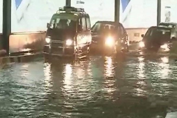 Mumbai's Chhatrapati Shivaji Maharaj Terminus not operating any flights till 6 pm due to extreme rainfall forecast