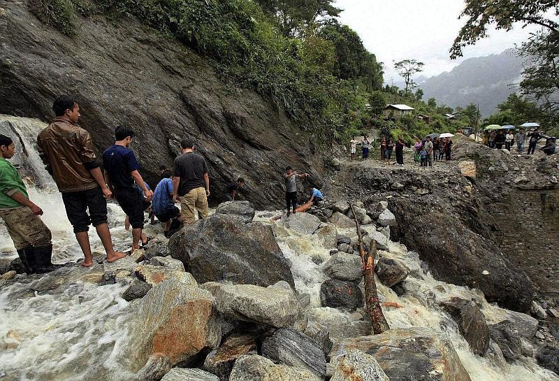 3 pilgrim killed in landslide in Reasi district, J&K
