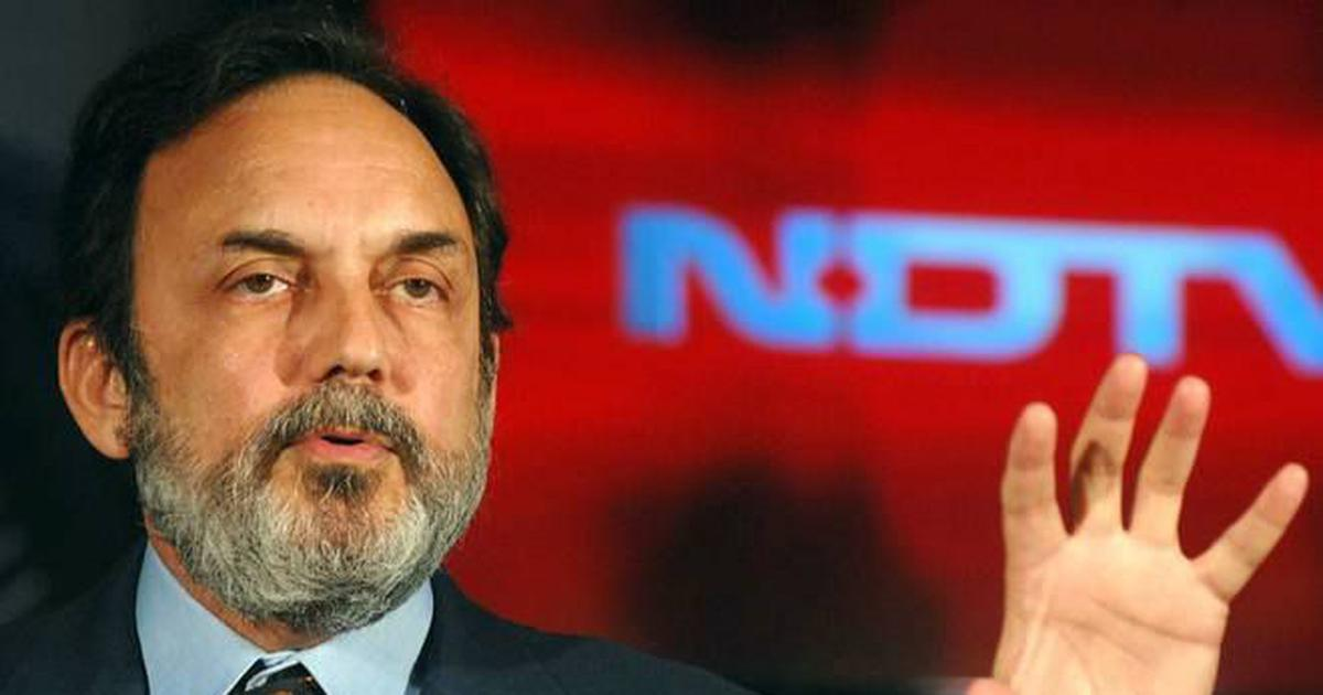 CBI books fresh case against NDTV, Roys for violating FDI rules