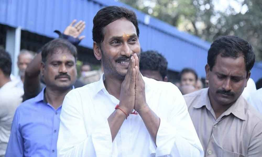 Jagan Reddy to be sworn in as Andhra Pradesh CM today