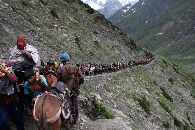 Amarnath Yatra to begin from July 2