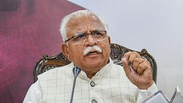 Haryana CM announces to provide govt jobs for one family member each of 50 cops by Nov 1