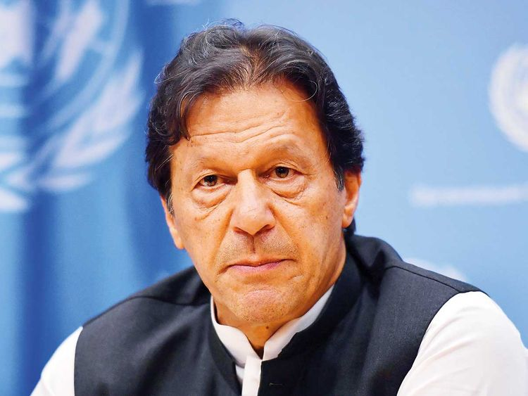 Pakistan PM Imran Khan blames RSS, BJP for Delhi riots