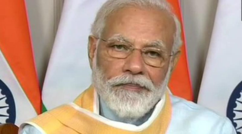 PM Modi speaks to Maha, Gujarat CMs on cyclone Nisarga situation