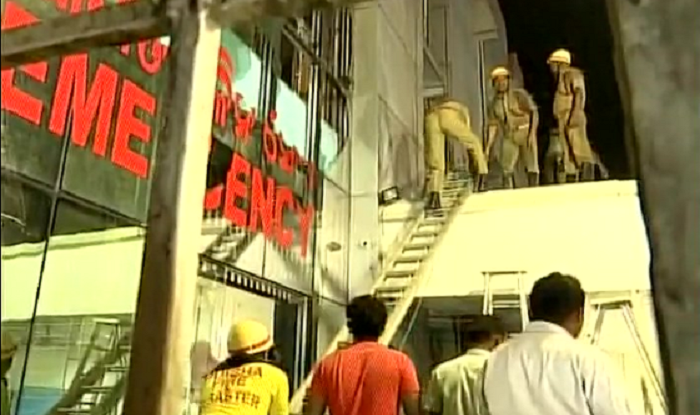 22 patients killed in fire at private hospital in Odisha
