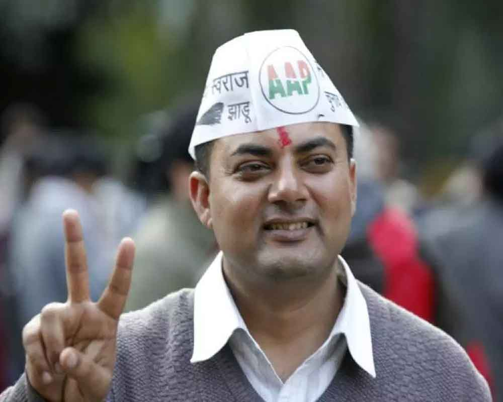 Court awards 6-month jail term, imposes Rs 2 lakh fine on AAP MLA for assault during poll campaign
