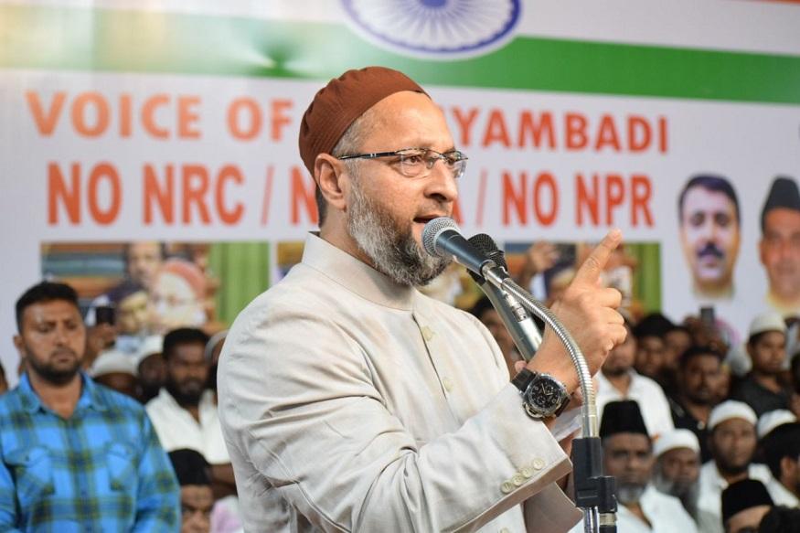 Maharashtra: AIMIM chief Asaduddin Owaisi
