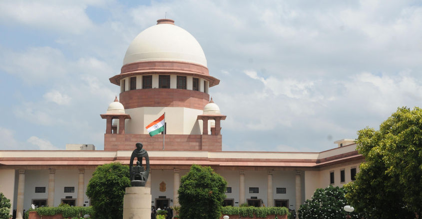 SC refuses to entertain Cong