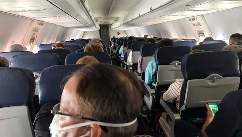DGCA Says airlines, Keep middle seats vacant to the extent possible