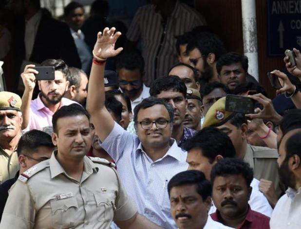Delhi HC judge recuses herself from hearing Karti Chidambaram