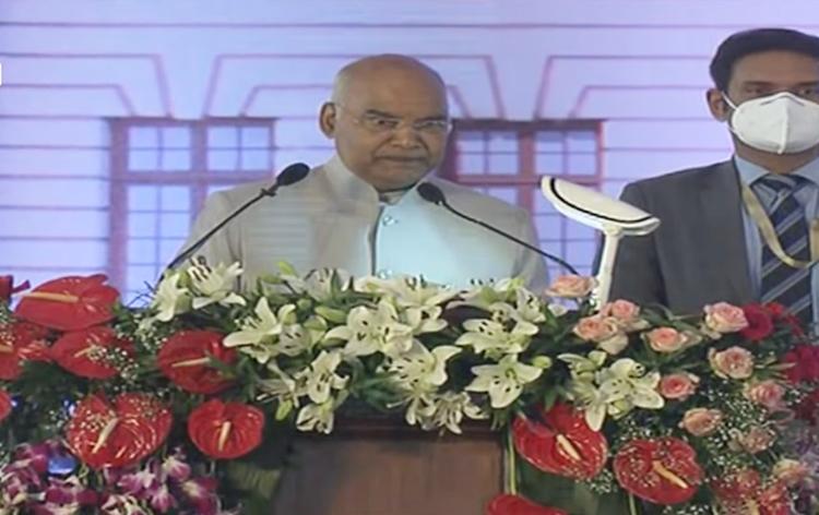 President Kovind exhorts legislators of Bihar Assembly to take vow for development of state