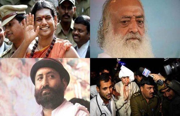 Akhil Bhartiya Akhara Parishad releases a list of 14 fake babas