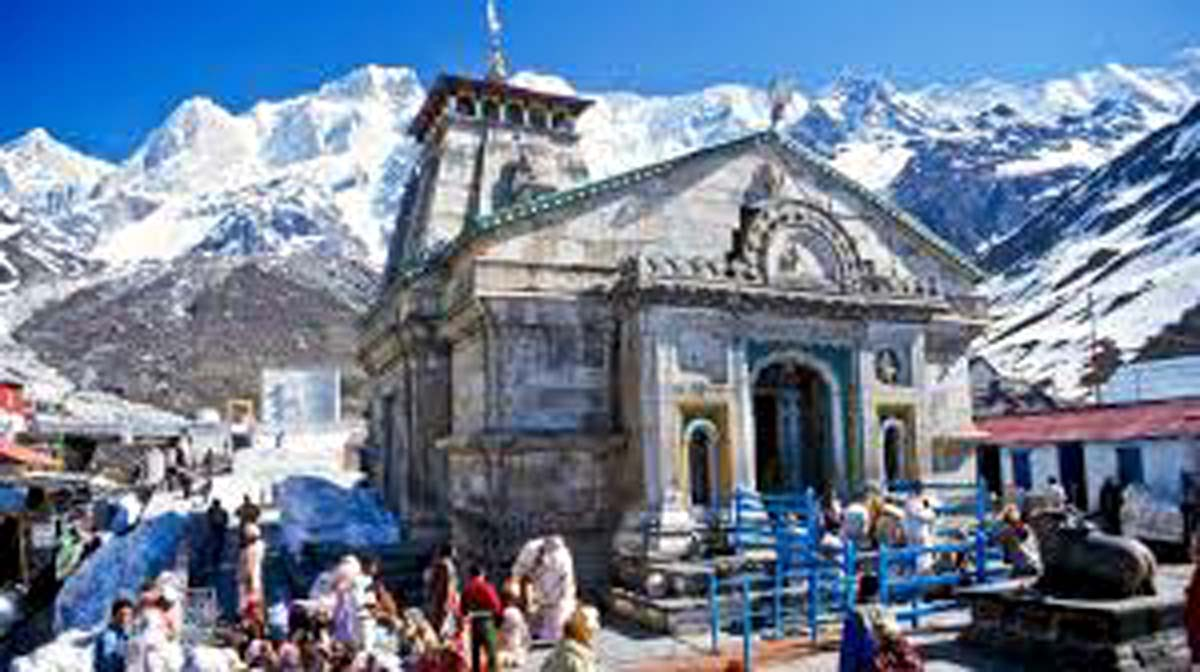 Portals of Kedarnath to reopen on April 29