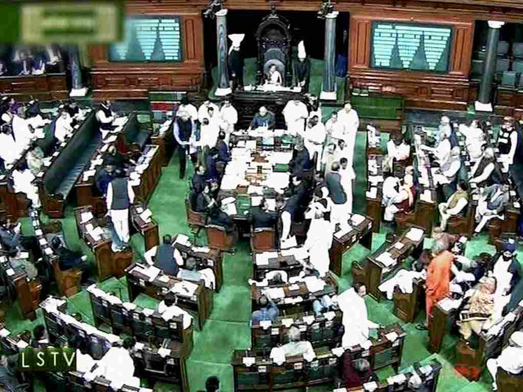 113% productivity in Lok Sabha during Budget session