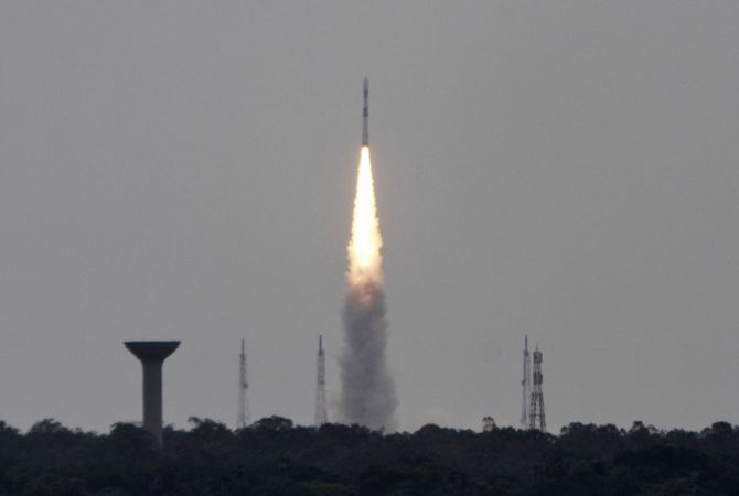 ISRO launches navigation satellite successfully