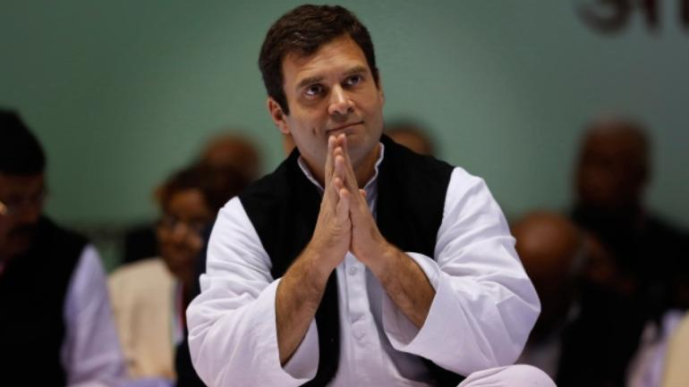 J&K Congress leaders meet Rahul, discuss upcoming assembly polls
