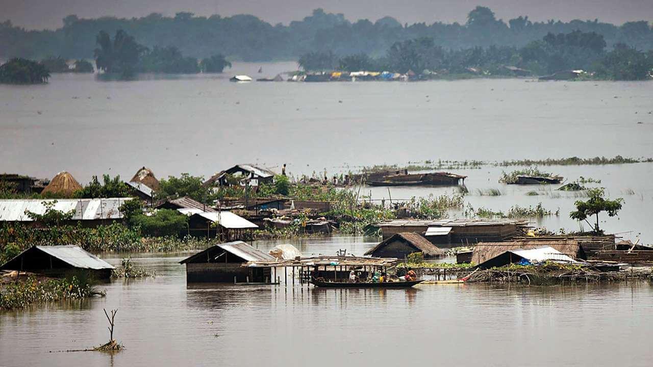 Seven die in Assam floods, over 15 lakh affected