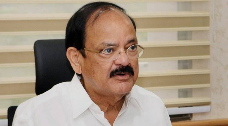 Vice President Venkaiah Naidu to offer prayers at hill shrine on Jan 11