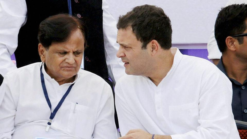 Rahul Gandhi will always remain my leader: Congress MP Ahmed Patel