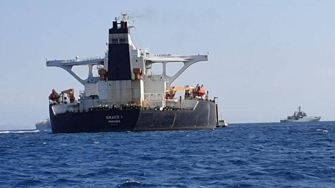 All 24 Indian crew members aboard seized Iranian ship released