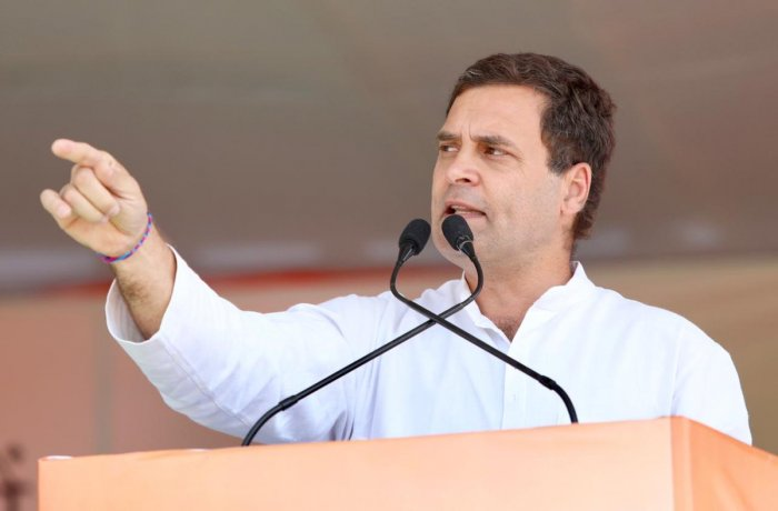 Sam Pitroda must be ashamed for 1984 riots remark: Rahul Gandhi in Punjab