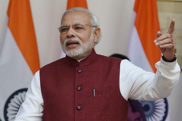 Modi greets nation on 67th Republic Day