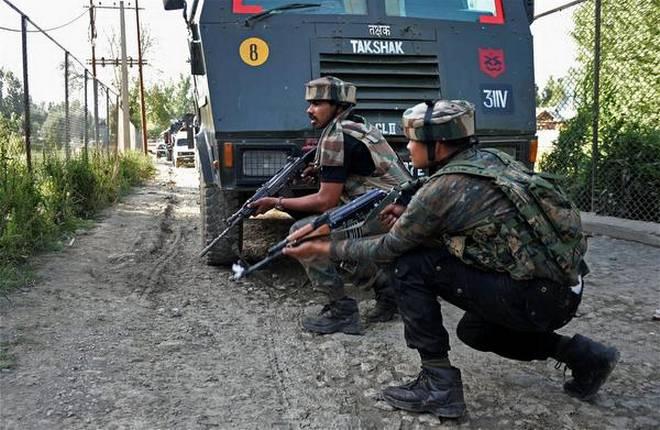 3 militants killed in encounter in Anantnag district, J&K