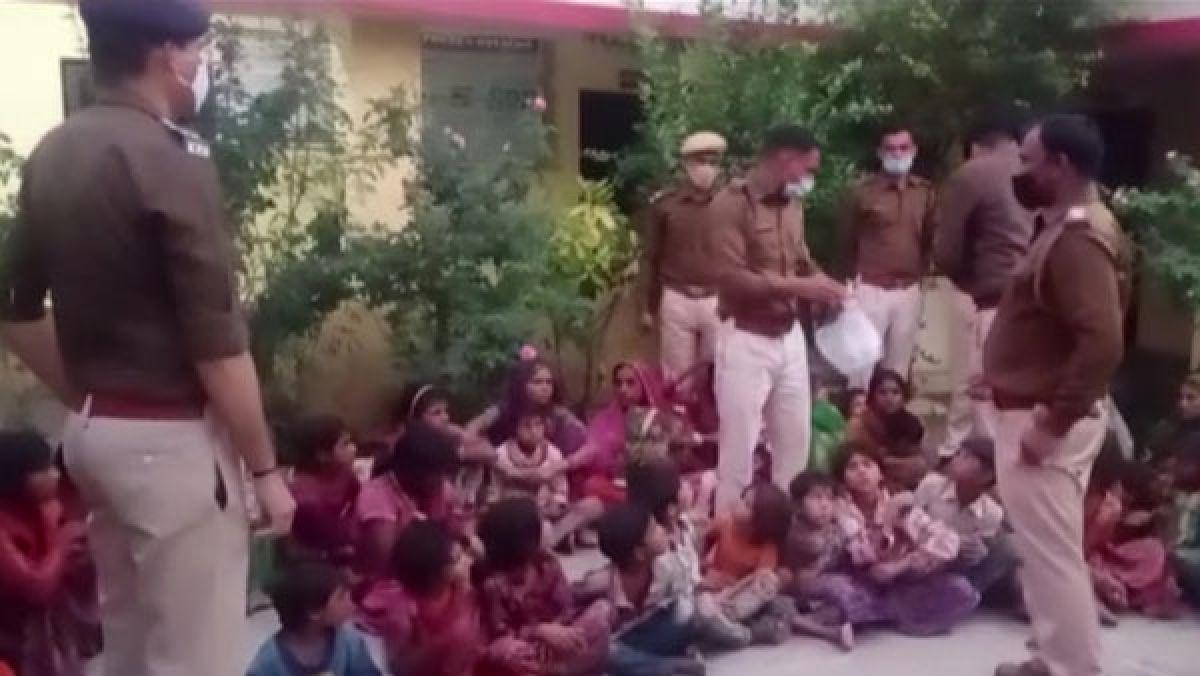 rajasthanpolicerescue38kidnappedwomenchildreninjhalawar