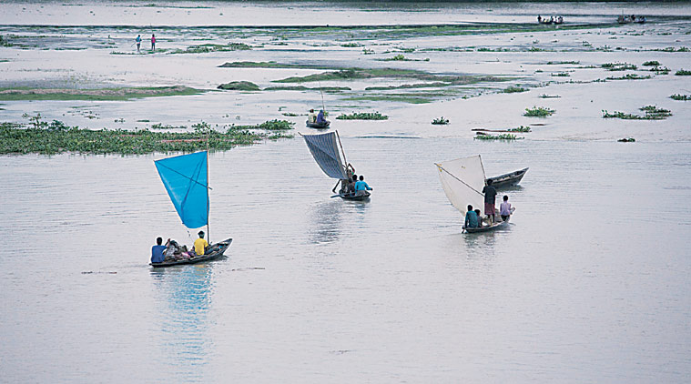 Flood alert issues in Jorhat and Barpeta districts of Assam